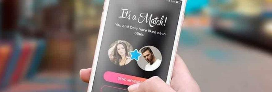 draguer des femmes sur Tinder